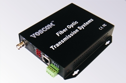 Video and Audio to Fiber Converter